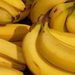 Cláudia Monteiro de Aguiar promove banana da Madeira