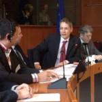 Reunião com pescadores e armadores da Madeira no Parlamento Europeu