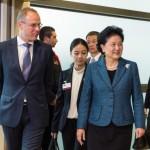 A cooperação da UE-China no domínio da Juventude