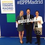 Congresso PPE'2015 em Madrid