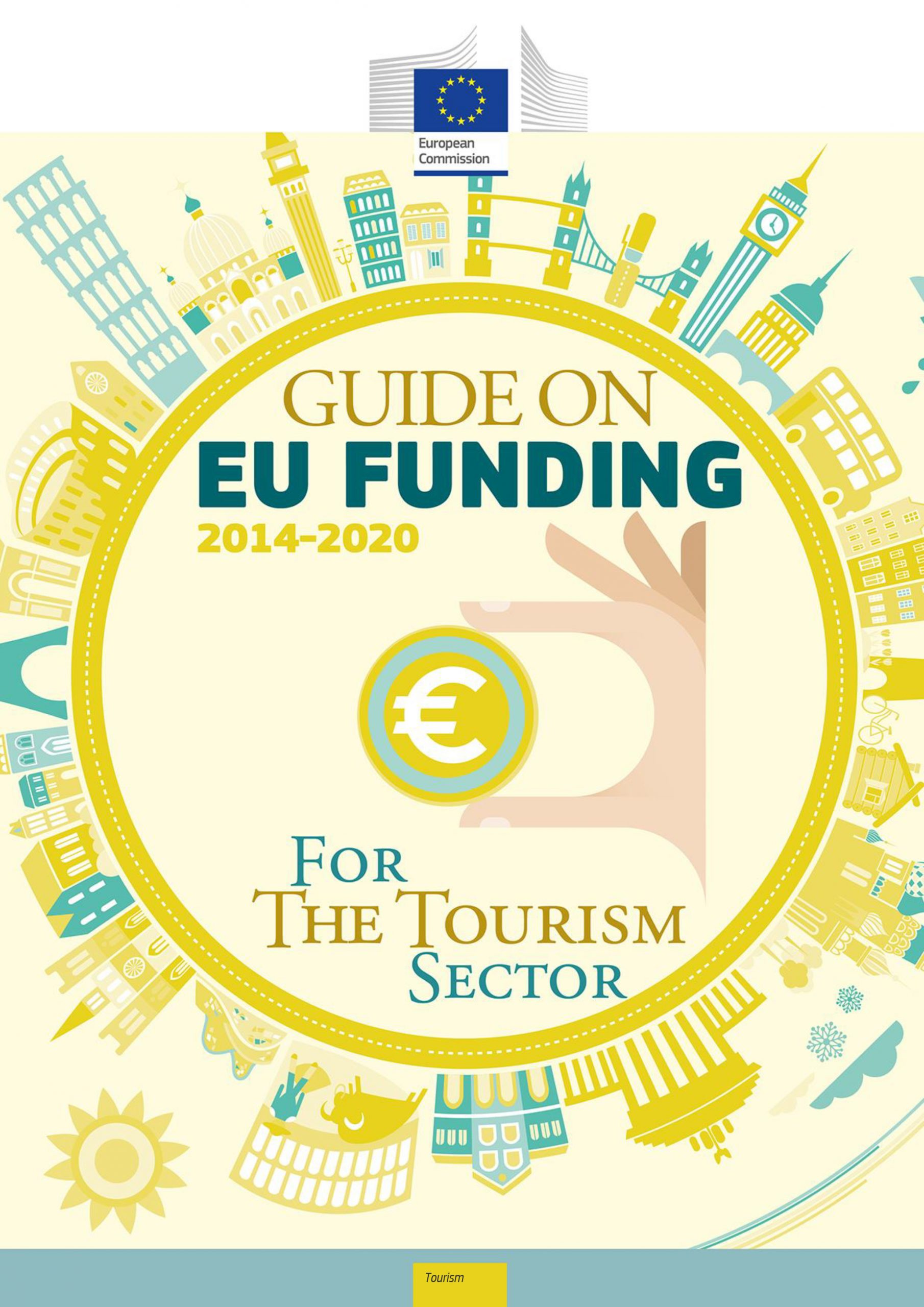 Guide on EU funding for the tourism sector