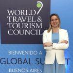 Cláudia Monteiro de Aguiar participa no Global Summit do World Travel Tourism Council