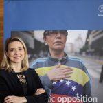 Cláudia Monteiro de Aguiar assina Proposta de Resolução pela Venezuela